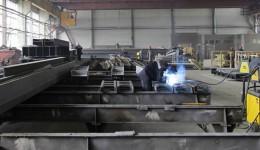 металоконструкції, виробництво
