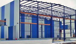 будівництво овочесховища з металоконструкцій